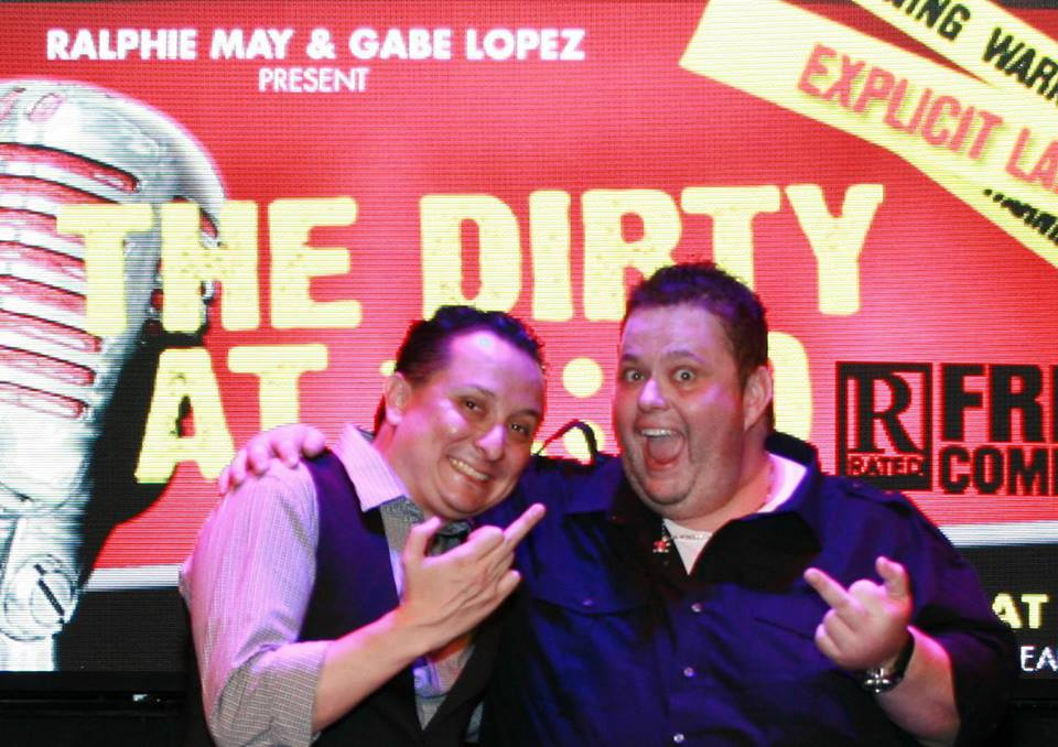 Dirty at 12:30 Gabe Lopez Ralphie May