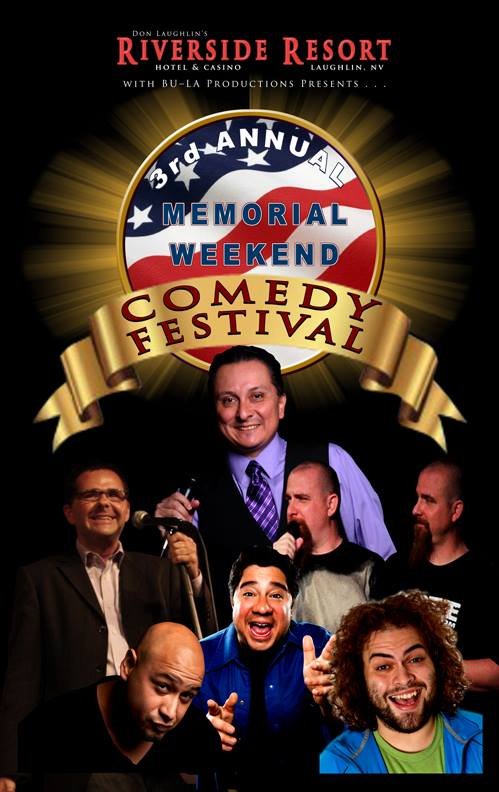 Laughlin Comedy on the River